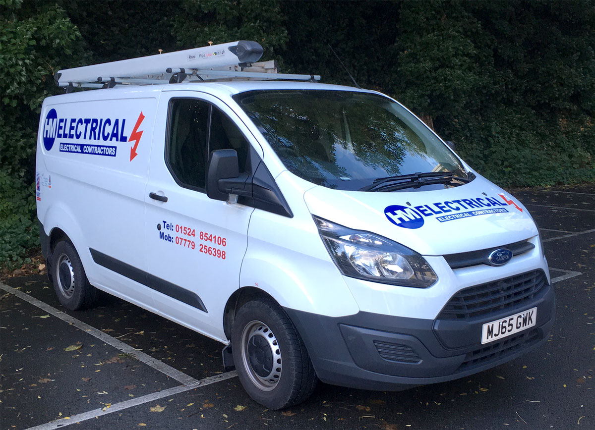 HM Electrical Van